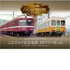 2017年度版1日フリーきっぷ限定台紙セット
